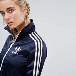 Adidas Originals Europa Track Jacket navy